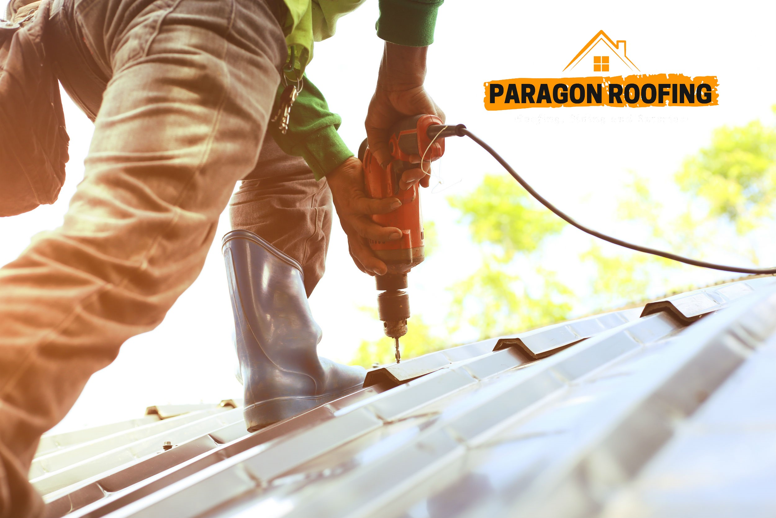 Paragon Roofing - Roof Repair Services